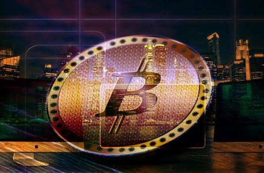 暗号通貨の画像